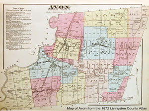 Town of Avon New York Town GovernmentTown Historian